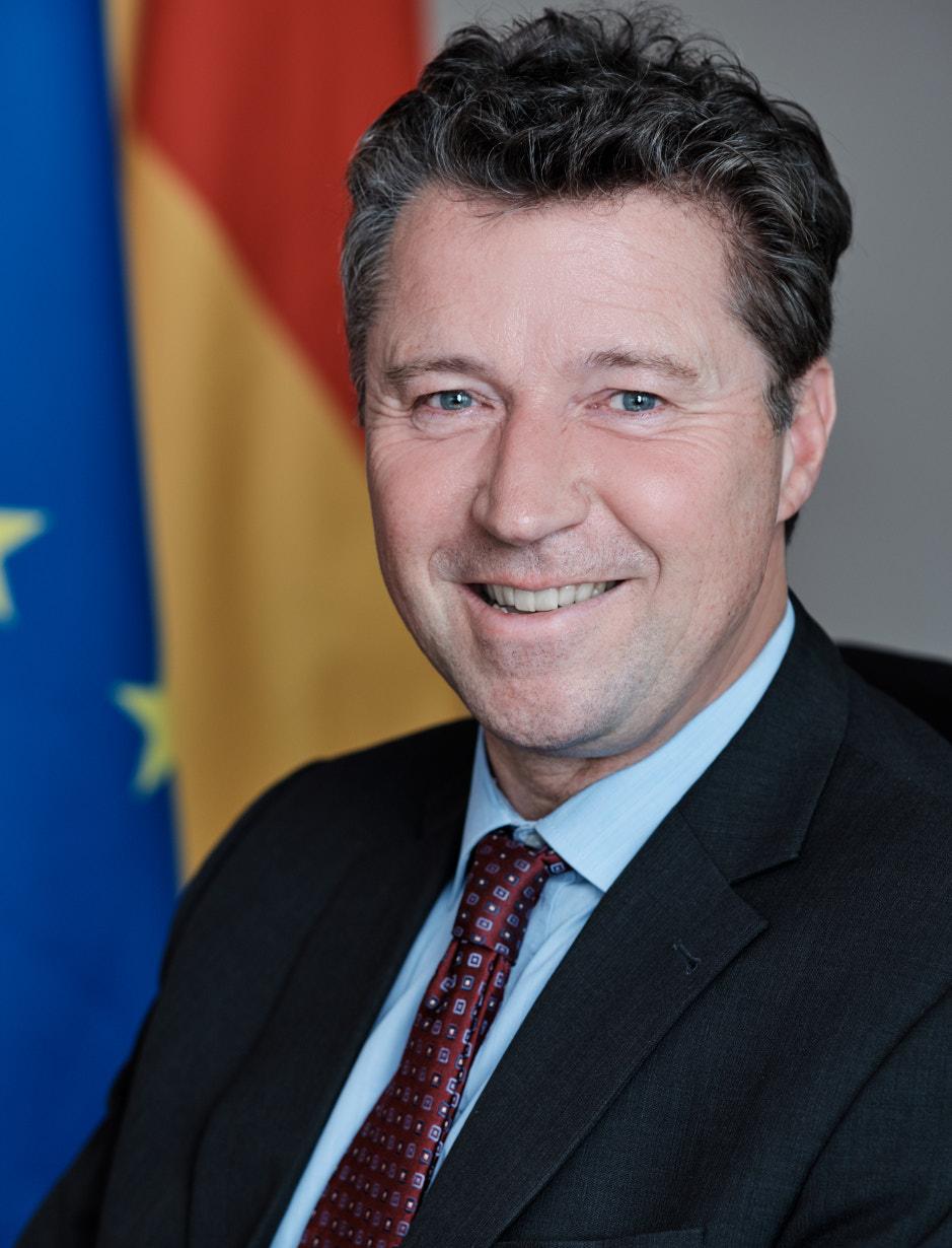 Grusswort des Botschafters von Geyr fuer die Deutschen Tage 2020 in der Region Jaroslawl