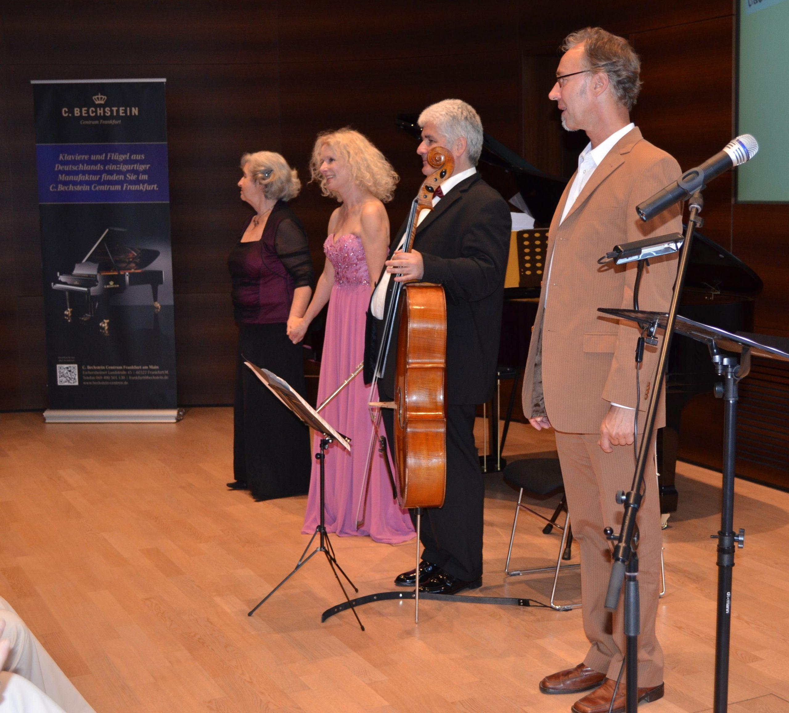 29 октября — Презентация программы «Бетховен — немецкая легенда»