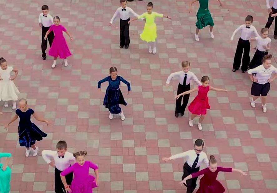 Клуб спортивного танца «Дуэт»