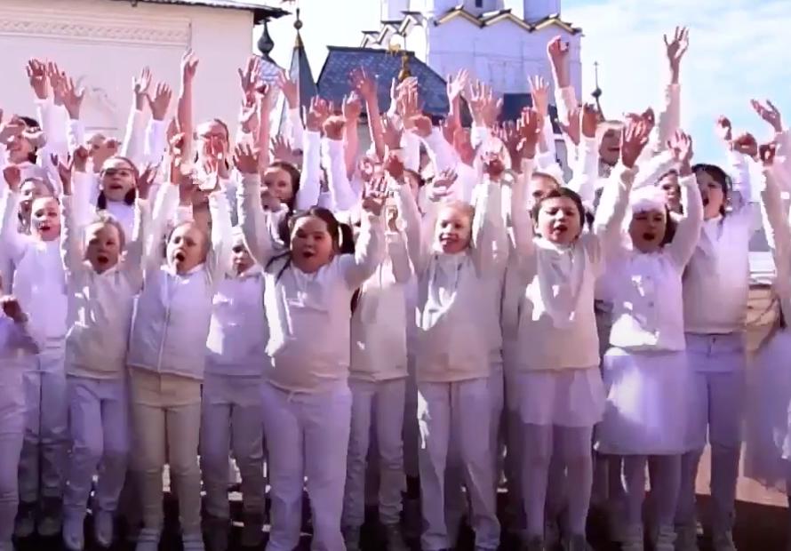 Детская шоу-группа «Мечта», г. Ростов