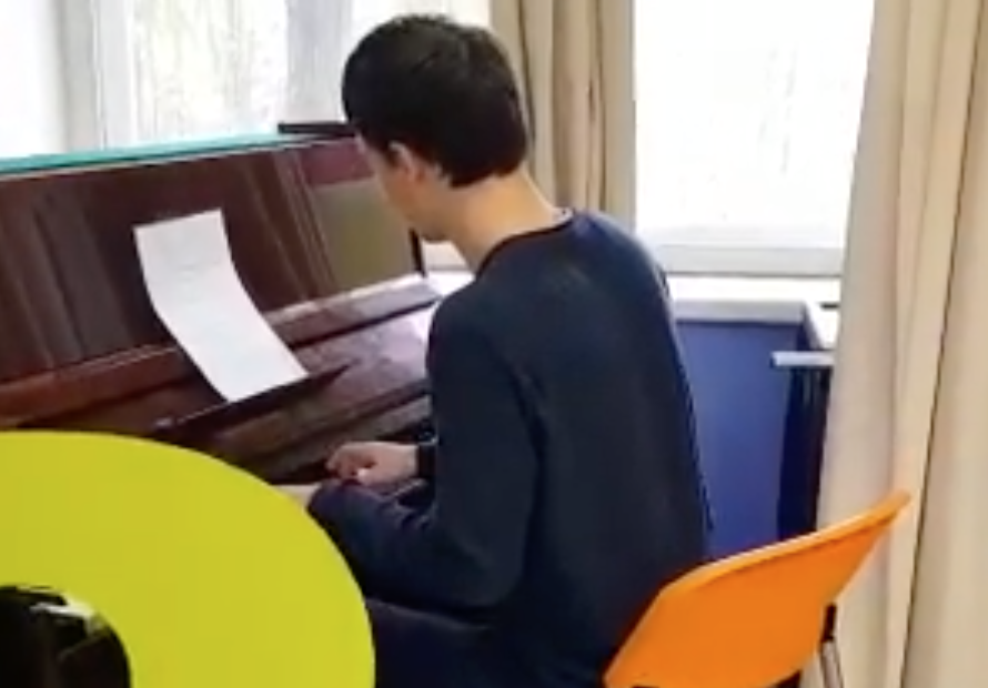 Aleksej Balaschow         Schule Nr.18 Jaroslawl
