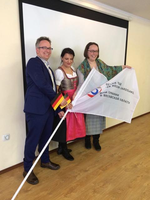 Deutsche Tage in der Region Jaroslawl 2018